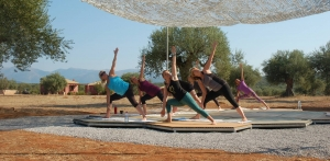 eumelia farm yoga retreat
