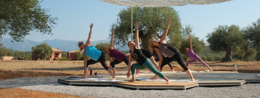 eumelia farm yoga retreat