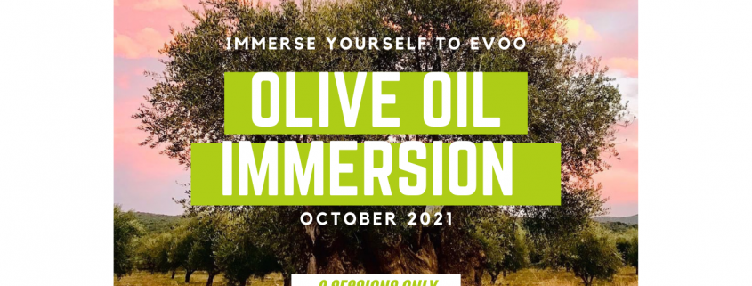 eumelia olive oil immersion tour