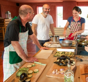 eumelia farm cooking class experience easter in Greece