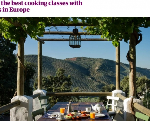 The Guardian eumelia 10 of the best cooking classes with stays in Europe