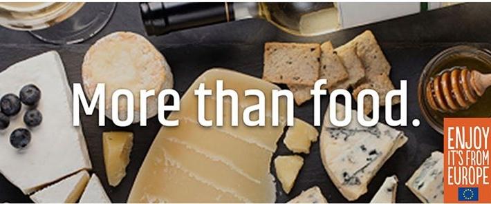 eumelia part of the EU campaign more than food